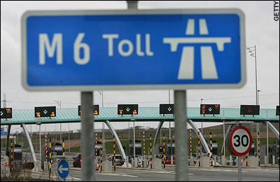 Disabled Mobility Exemption Pass (MEP) for m6 toll road !
