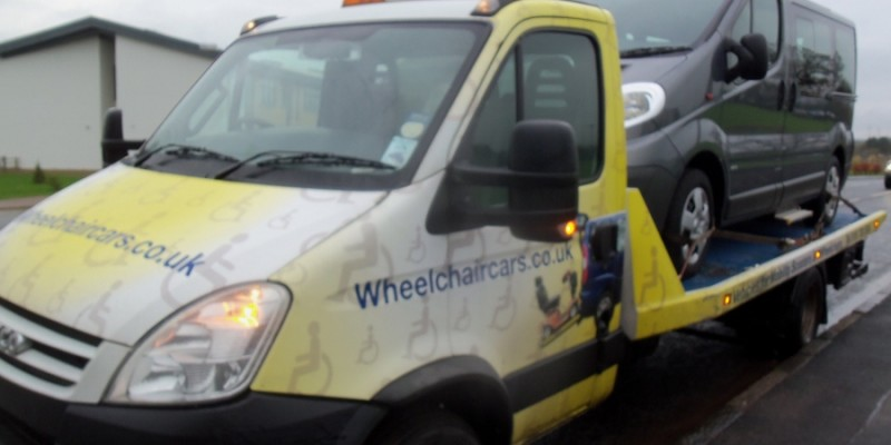 Wheelchair Accessible Vehicles Scotland