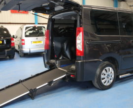 Peugeot Expert Wheelchair vehicles gx59lgc