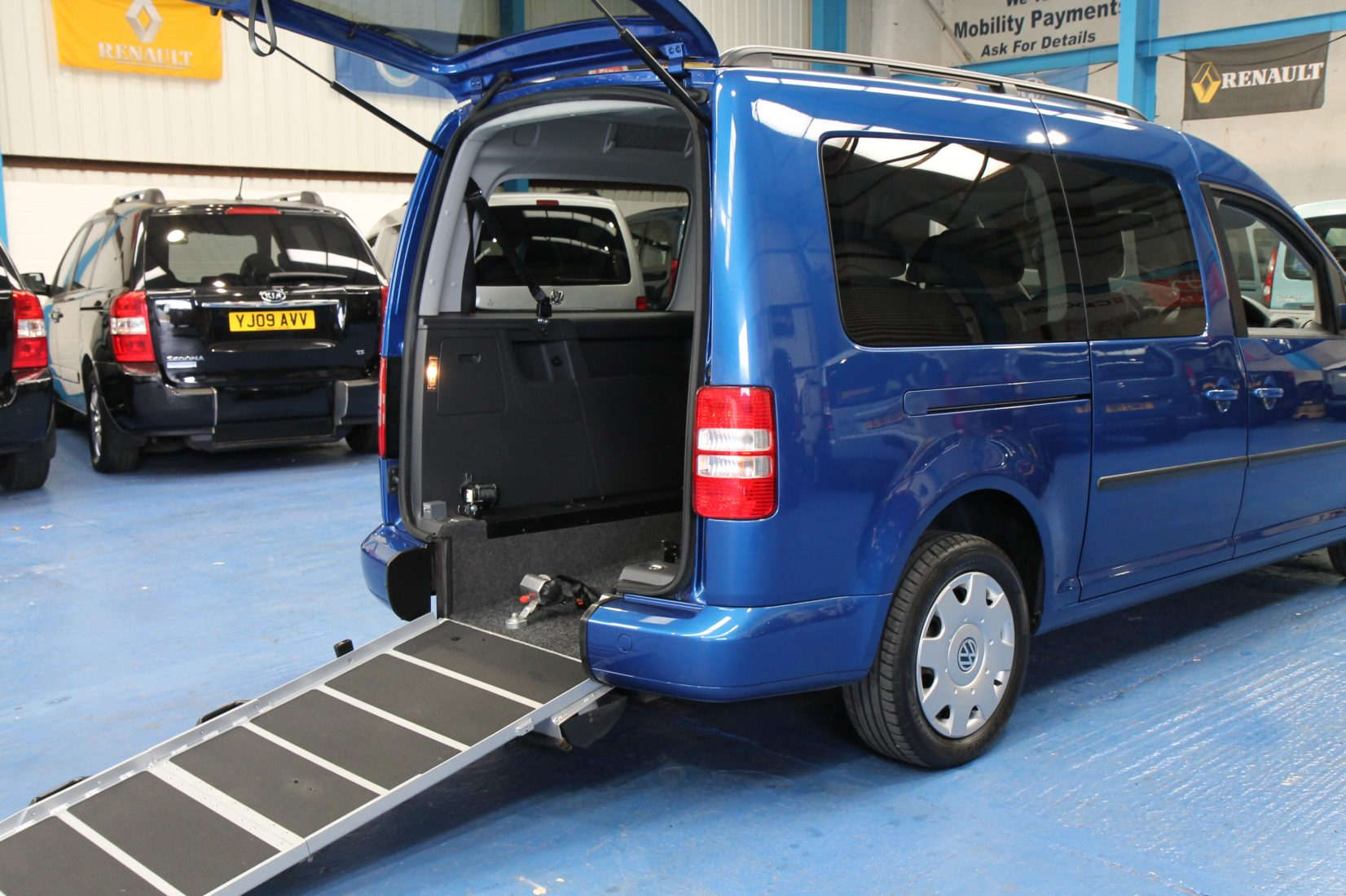 Vw Motability >> Wheelchair Accessible Vehicles Wheelchair Cars For Sale | Autos Post