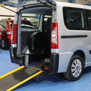 Peugeot Expert Wheelchair vehicles gx09htj