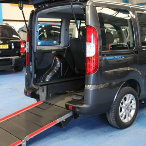 Doblo Wheelchair access vehicle yy59kze