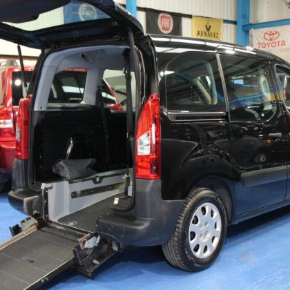 Peugeot Partner Petrol Wav sf10hkn