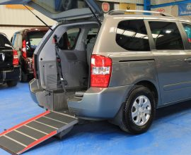 Kia sedona Auto Wheelchair car yj10 kzx