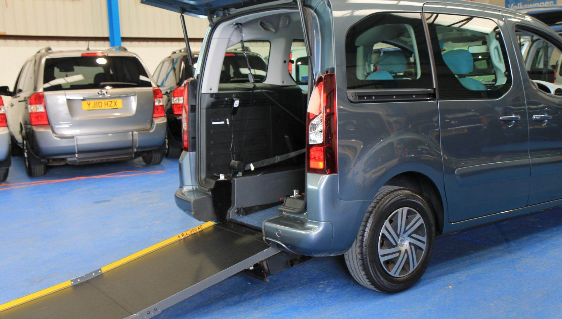 Berlingo Wheelchair access vehicle wa62jvm