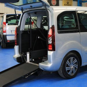 Berlingo Wheelchair access vehicle vui1227