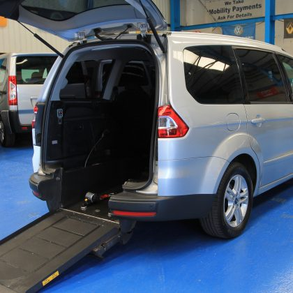 Ford Galaxy Wheelchair access vehicle Auto