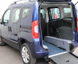 Qubo Wheelchair accessible vehicle yy11