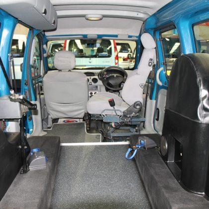 Kangoo disabled Transfer to drive