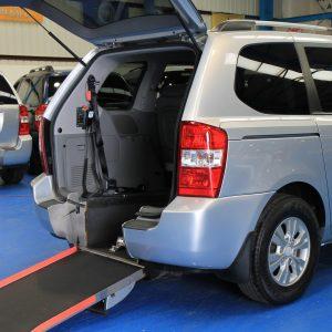 Sedona Auto wheelchair car yj11ddz