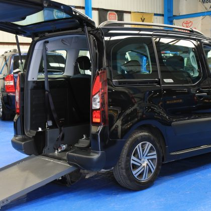 Berlingo Auto wheelchair Car exz6922