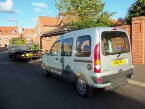 wheelchair cars lincolnshire