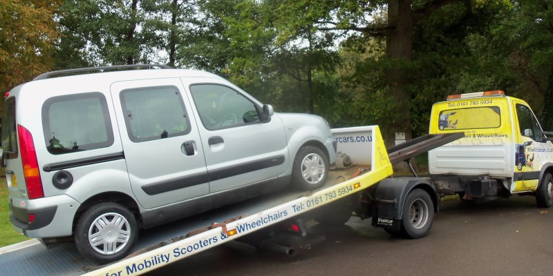 wheelchair car shropshire
