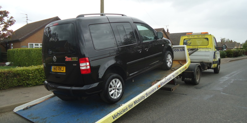 Wheelchair Accessible Vehicles Norfolk