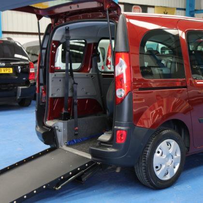 Kangoo Auto Wheelchair car gx60ujk