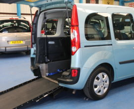 Kangoo Auto Wheelchair vehicle gx12eos