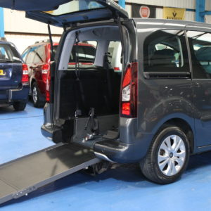 Berlingo wheelchair accessible fxz93