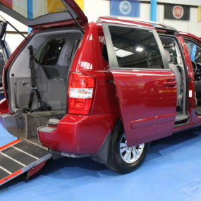 Wheelchair Cars South Yorkshire