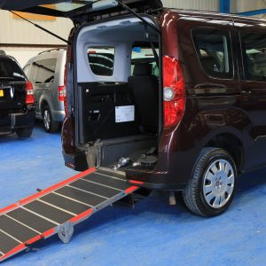 New Shape doblo Wheelchair accessible vehicle yy62fdo