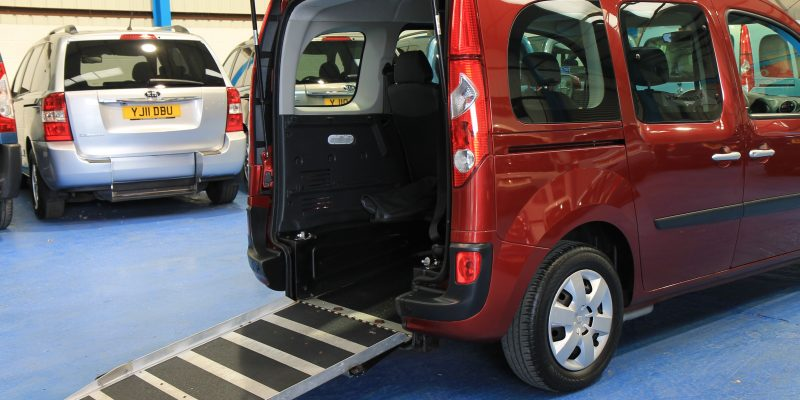 Wheelchair Accessible Vehicles Carmarthenshire