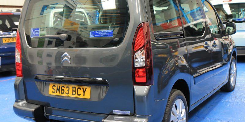 Used wheelchair cars to Gwynedd
