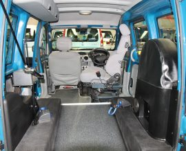 Kangoo disabled Transfer to drive