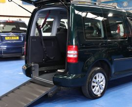 Caddy Wheelchair accessible vehicle hf12