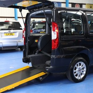 Doblo Wheelchair accessible vehicle nk60
