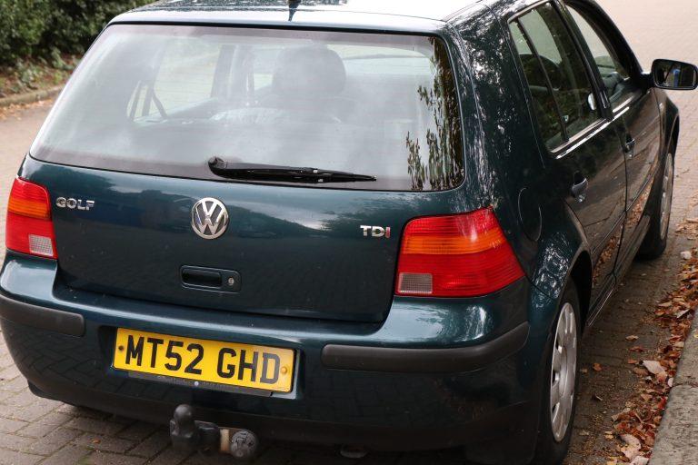 Nice clean car ?