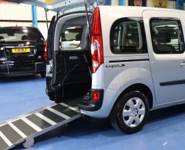 Kangoo Auto Wheelchair access car yj12