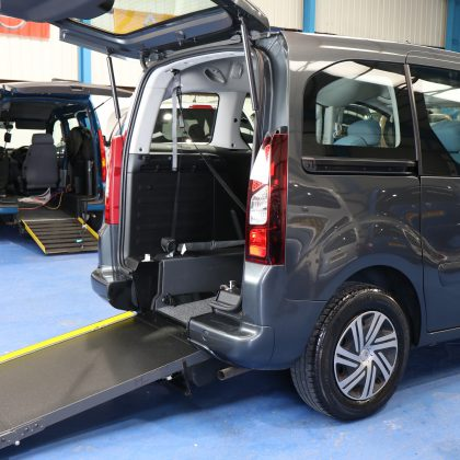 Berlingo Auto wheelchair Car wf63kvz