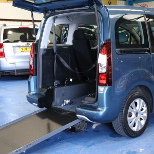 Berlingo Wheelchair accessible cars gxz8468