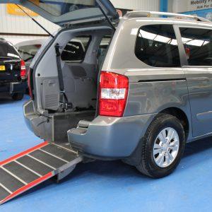 Sedona Auto wheelchair car yj60kng