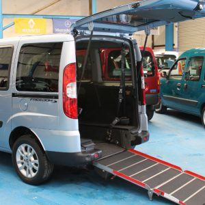 Doblo Wheelchair accessible car yx10