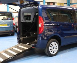 Doblo Wheelchair vehicle yy63kbz