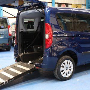 Doblo Wheelchair vehicle yy63kbz