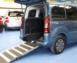 Partner Wheelchair accessible vehicle sd63