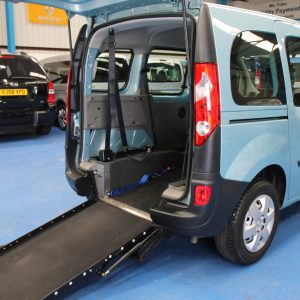 Kangoo Auto Wheelchair car gx61dmv