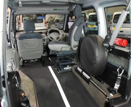 Kangoo disabled Transfer to drive po58