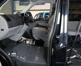 Vw Transporter Wheelchair Upfront vehicle