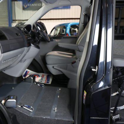 Vw Transporter Wheelchair Upfront vehicle