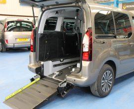 Partner Auto wheelchair Car sf13 lld