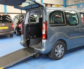 Berlingo Wheelchair accessible cars dxz