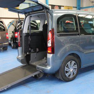 Berlingo Wheelchair accessible cars dxz