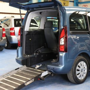 Partner Wheelchair accessible sf14