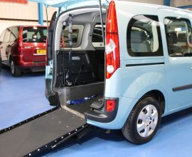 Kangoo Auto Wheelchair vehicles gx12