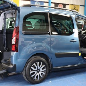 Berlingo Auto wav with Turny seat
