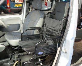 Kangoo Auto Wheelchair upfront