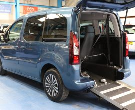 Partner Wheelchair car sd63d