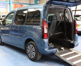 Partner Wheelchair car sd63d